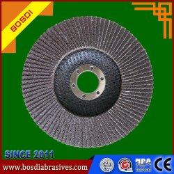 Volet de la plaque de fibre de verre pour le disque et disque en feutre et de trappe Non-Woven Disc