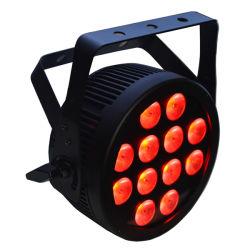 أجهزة إضاءة LED ذات تأثير UV+RGBWA لـ Stage