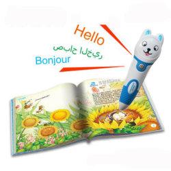 Spielzeug-Noten-sprechenfeder für das Lernen des Kindes/Ausbildungs-Spielzeug der Kinder mit TF-Karte