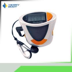 Visor LCD grande maior ingestão calórica Multifunção Elder Podômetro