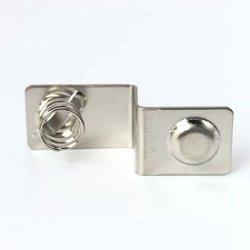 A fábrica de comercialização directa ISO9001 2015 Precision Silver Contato de Metal
