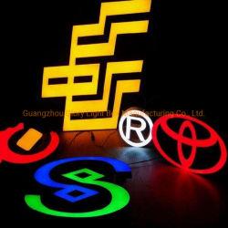 La luminancia de diseño personalizado de LED de Resina Epoxi cartas