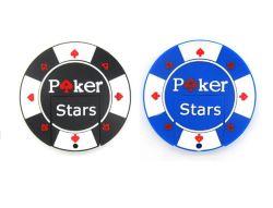 Черный Poker Star 2.0 USB Flash памяти Memory Stick Pen/колесико с накаткой /творческих диск