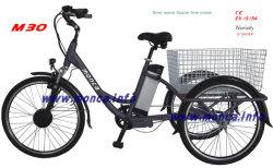 La Chine Meilleure ville Tricycle électrique mode urbain vélo véhicule en plein air les personnes âgées