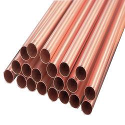 C11000 C12000 0.3mmのまっすぐに継ぎ目が無い銅の管