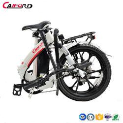 Fiets van Mountainbike van het Wiel van de manier 48V 500W de Elektrische Vouwende voor Verkoop