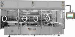 Ampoule à grande vitesse de remplissage et de l'étanchéité de la machine pour machines pharmaceutiques
