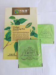 Anti-Oxidative Tegen hoge bloeddruk van de Thee van Duzhong van Ginkgo