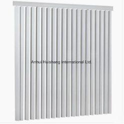 Draadloze PVC Vinyl verticale zonwering