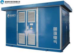 Voltage met hoog voltage en het Geprefabriceerde Hulpkantoor van het Lage