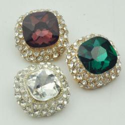 方法Rhinstoneボタンの宝石類のアクセサリ