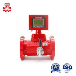 L'énergie du débitmètre à turbine à gaz de mesure avec une haute précision