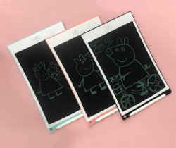 디지털 화판 LCD 쓰기 정제가 아이 자동 지울 수 있는 백지장을%s 10 인치 LCD 쓰기 정제 선물에 의하여 농담을 한다