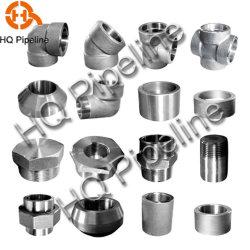 Saldatura dello zoccolo acciaio inossidabile/del carbonio forgiato ad alta pressione/accessori per tubi filettati
