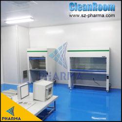 Pressão de Ar negativo laboratórios limpo