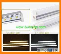 T8 Clear LED de remplacement du feu du tube fluorescent