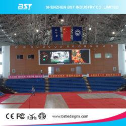 pH6 de binnen Volledige LEIDENE van de Kleur Vertoning van de Reclame voor het Stadion van het Basketbal