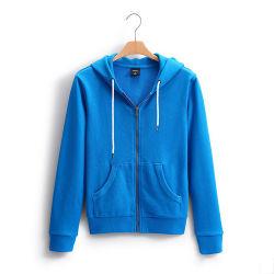 De Sportkleding van de sublimatie met de Sweaters van Hoodies van de Winter van Mens van de Ritssluiting