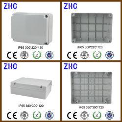 Venta caliente resistente caja de empalmes con casquillo de cable eléctrico de IP65 de plástico ABS Caja estanca