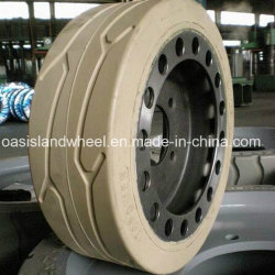 Nicht Marking Platform Lift Solid Tire (323X100 406X125)