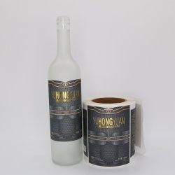 Impressão personalizada autocolantes de vinil recortados, Adesivo