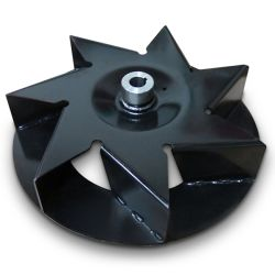 Metallo personalizzato che lancia la ventola della pompa centrifuga con la pittura