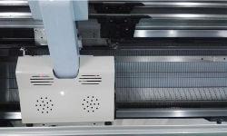 Gewicht-252s de dubbele Model Breiende Machine van het Systeem S/de Vlakke Breiende Machine van de Computer
