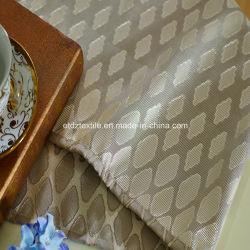 Foire de Canton de rideau de fenêtre de fils de torsion en polyester