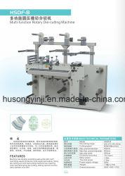 Kinesio Zickzack-stempelschneidene und aufschlitzende Maschine