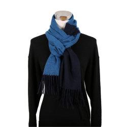 カシミヤ織の冷たいWeaterのスカーフ、マフラー