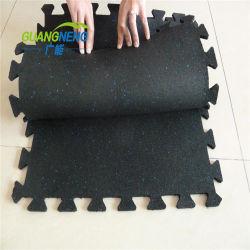 Зал для подъема веса Wearing-Resistant резиновый коврик пола тренажерный зал для фитнеса