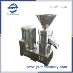 Acero inoxidable de buena calidad de los Cacahuetes molino coloidal (JMS130)