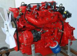 70~85kw/3200rpm del motor diesel para automóvil de la locomotora