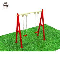 Открытый детский парк производителей Custom высокого качества детей деревянные открытый игровая площадка для оборудования для Preschoo