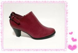 Nuovo cuoio Ladyshoes di modo di stile