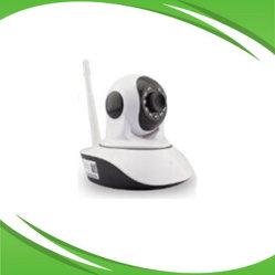 Caméra IP de l'alarme WiFi sans fil prend en charge la carte SD