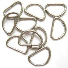 La moda de la bolsa de alta calidad de los hallazgos de anillo de metal D