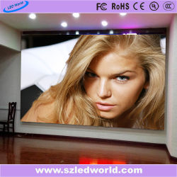 Для использования внутри и вне помещений в аренду под руководством фона Видеостену экран панели управления P2.5 SMD