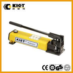 Les pompes à main de faible poids des outils hydrauliques