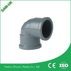 Pour l'irrigation en plastique ASTM SCH 40 coude de 45 degrés