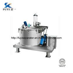 Separatore mobile d'acciaio della centrifuga dell'olio di palma del commestibile di Stainlesss
