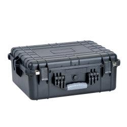 """20.5"""" étanche et résistant aux chocs en plastique dur l'outil d'Équipement personnalisé de cas des armes à feu de la mousse de cas"""