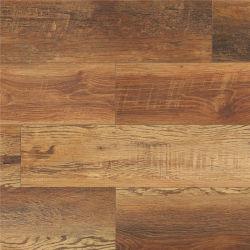 Fußboden-Wand-Fliese-Bodenbelag Lvt des Melamin-SPC trockenes rückseitiges anhaftendes Fußboden-Gebäude Kurbelgehäuse-Belüftung
