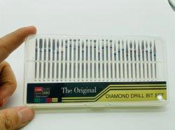 Set di aghi diamantati per manicure 30PCS