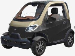La homologación CEE multifunción nueva energía a las 4 ruedas del vehículo eléctrico vehículo eléctrico de baja velocidad del coche Adult Mini Coche