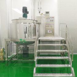 إنتاج خلط بغسيل سائل مشترك Yex 2000L/3000L/4000L/5000L خط واسع النطاق معدات خلط متجانسة للصحة