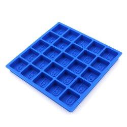 Muffa su ordinazione del silicone/muffa torta del silicone/muffa del cassetto/silicone del cubo ghiaccio del silicone
