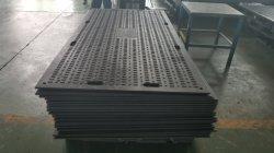 PE UHMW Tapete de protecção do solo de plástico piso portátil e passarela Mats