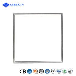 عرض خاص من المصنع إطار من الألومنيوم الفاتح للسقف 60*60 لوحة LED ألواح مسطحة سعر الجملة