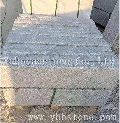 庭の景色または私道の建設プロジェクトのためのG603灰色の玉石か立方体またはフラグのKerbstone